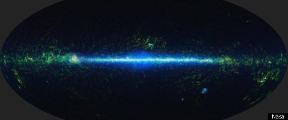 UNIVERSE MAP PHOTO