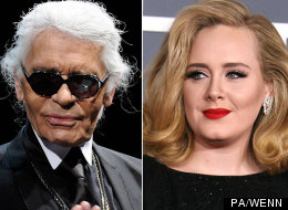 Karl Tries To Make Amends With Adele