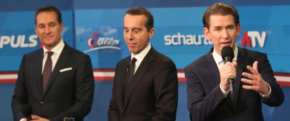 AUSTRIA VOTES