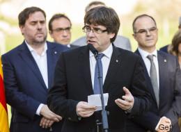 Hat Katalonien seine Unabhängigkeit erklärt? Der katalanische Regierungschef weicht der Frage aus