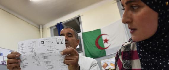 ALGERIA ELECTIONS
