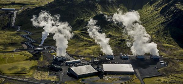 Umweltrevolution in Island: Wie ein Kraftwerk schädliches CO2 in harmloses Gestein verwandelt