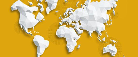 Έχετε αναρωτηθεί από πού βγήκαν οι ονομασίες των χωρών του κόσμου;