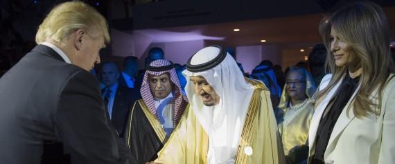 VISIT TRUMP SAUDI ARABIA