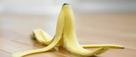 BANANAS PEEL