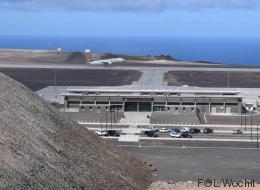 Ist das der sinnloseste Flughafen der Welt? Nur einmal pro Woche landet ein Jet