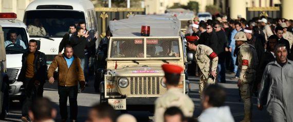 EGYPT ATTACK SINAI