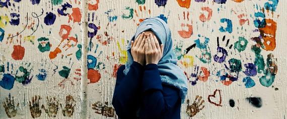 CHILD CRYING MUSLIM