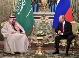 صحيفة روسية تكشف الأسباب الخفية وراء زيارة ملك السعودية إلى موسكو