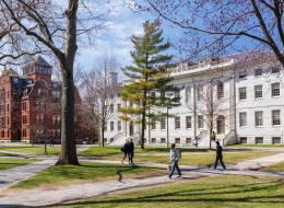 مسلح بجامعة هارفارد.. إخلاء واحتياطات أمنية في أشهر جامعات العالم