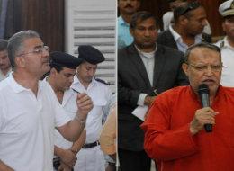 العريان يطالب قضاة محكمته بأمر مفاجئ.. وسلطان يدخل في إضراب عن الطعام