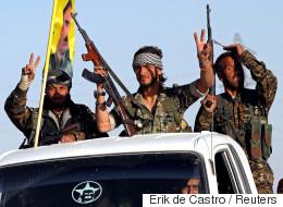 이슬람국가의 수도 '라카'가 마침내 함락되다