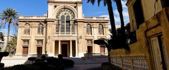 THE JEWISH TEMPLE OF ALEXANDRIA