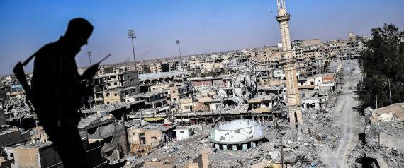 CITY OF RAQQA
