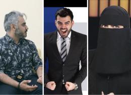 مهند الحربي وآيمي روكو.. نجوم الكوميديا عبر الإنترنت.. تجاوزوا المحظورات وأدخلوا البهجة على متابعيهم