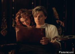 'Titanic 3D' Movie: 'I'm Flying!' Scene