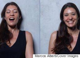 오르가슴을 느끼는 여성들의 표정변화를 찍었다