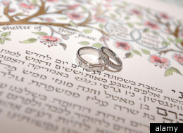Why Are These Nonjewish Couples Having Jewish Wedd