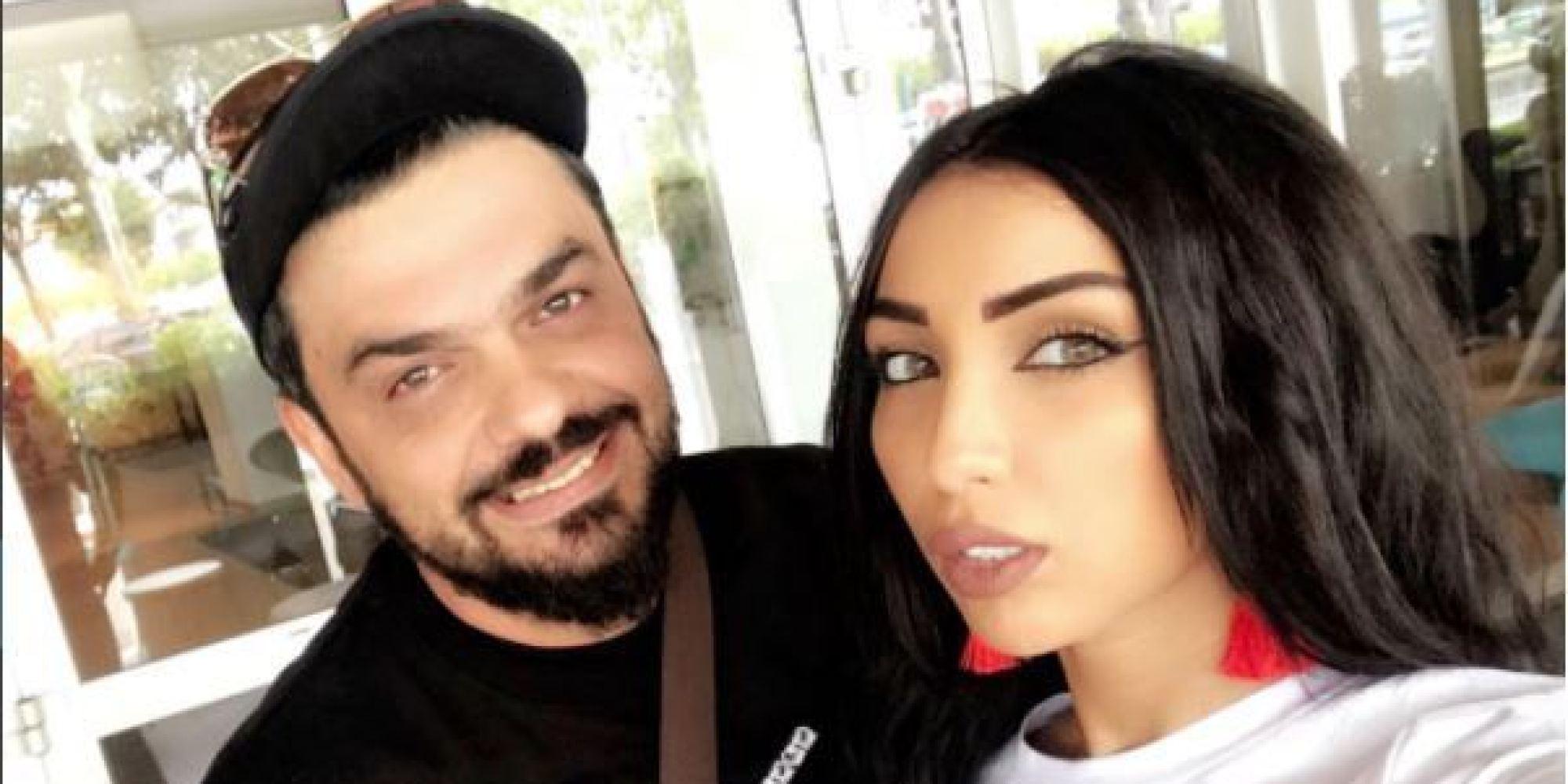 والد حلا الترك ينشر صورة لدنيا بطمة في الفراش.. ومتابعون يتهمونهما بالتمثيل.. شاهد