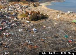 Japan Tsunami Damage