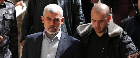 HAMAS LEADER IN GAZA