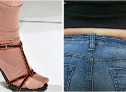 جرائم في حق الموضة: البوت الطويل لا يصلح للبدينات.. والجورب مع الصندل كارثة! اقرئي للحفاظ على أناقتك