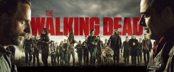 THE WALKING DEAD 8