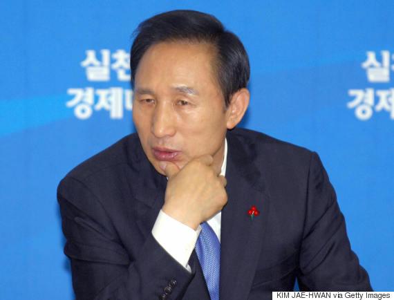 lee myung bak 2007