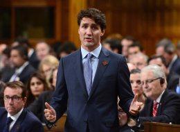 ترودو يدلي برأيه في قرار مقاطعة كيبك الكندية حظرَ النقاب