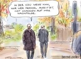 Darum ist Merkel unangefochten