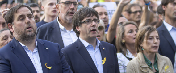 LEADER OF CATALONIA