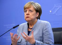 Wütender Rundbrief: Berliner CDU-Politiker rechnet mit Kanzlerin Angela Merkel ab