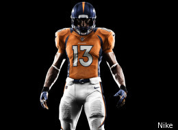 New Nike Broncos Uniform