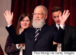 Ο βετεράνος David Letterman, τιμήθηκε με το βραβείο Mark Twain, για το χιούμορ του