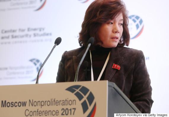 north korea choe