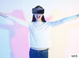 سماعة الواقع الافتراضي.. جهاز المستقبل الذي سيجعلك لا تحتاج إلى الأثاث في البيت