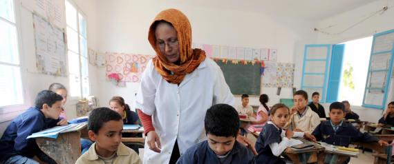 TEACHER TUNISIA