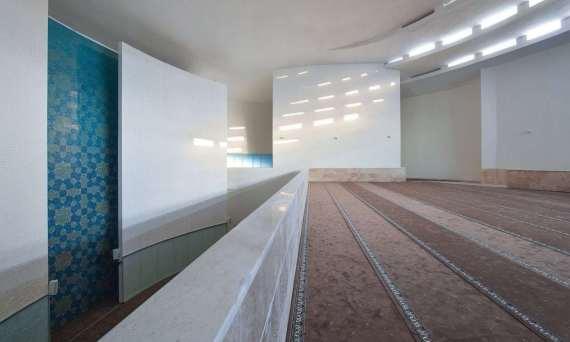 tehran mosque