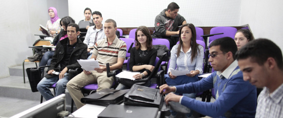 MOROCCAN STUDENTS