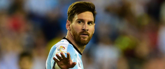 MESSI SCARED