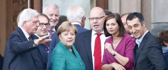 COALITION GERMANY