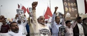 BAHREIN REVOLUTION