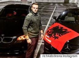 Τα RichKids της Αλβανίας στο Instagram δεν μοιάζουν με κανένα άλλο λογαριασμό πλουσιόπαιδων που έχουμε δει