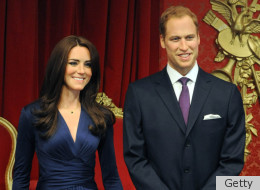 Kate Middleton Wax