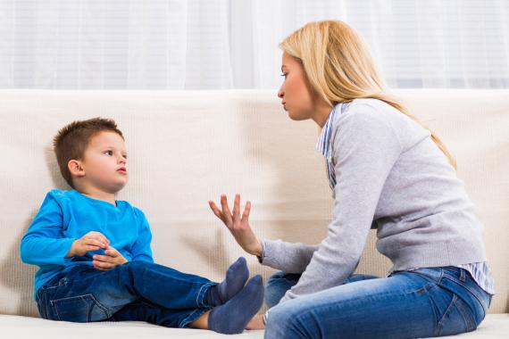 child family listen
