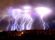 Lightning Bolts Bombard Albuquerque, New Mexico (PICTURES)