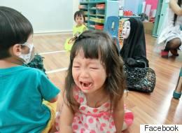 1년 전, 가오나시 분장한 아이의 올해 근황