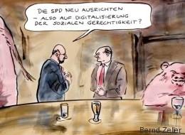 Satirischer Wochenrückblick: Olaf Scholz empfiehlt Neuausrichtung der SPD