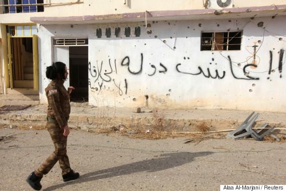 peshmerga iraqi