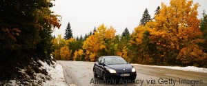 CAR AUTUMN